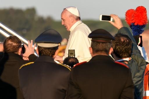Le pape part en Afrique apporter un message de paix et de justice sociale