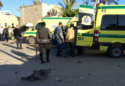 Egypte: nouveau bilan de 7 morts dans l'attaque par l'EI d'un hôtel du Sinaï