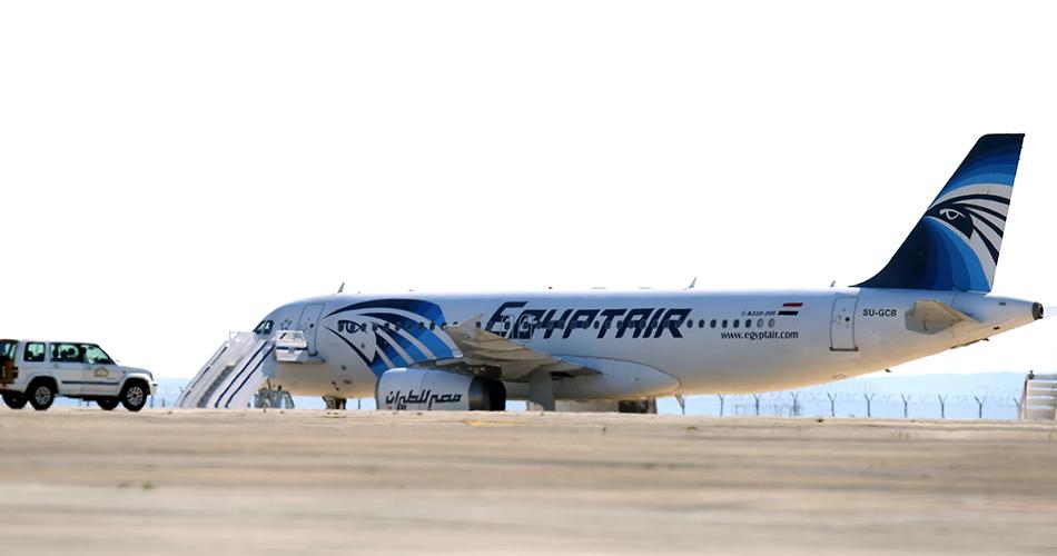 Le carnet de bord du vol ms804 ne mentionnait aucun d faut for Air algerie programme de vol interieur