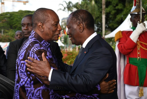 SlateAfrique: Guinée: Condé laisse une nouvelle fois planer le doute sur une candidature