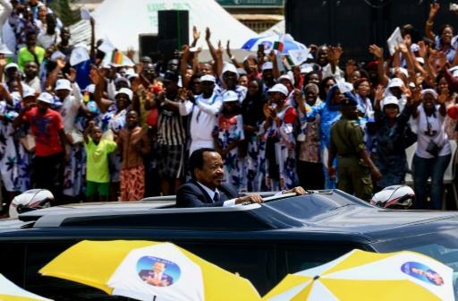 Le Cameroun célèbre sa fête nationale dans la division | Slate Afrique
