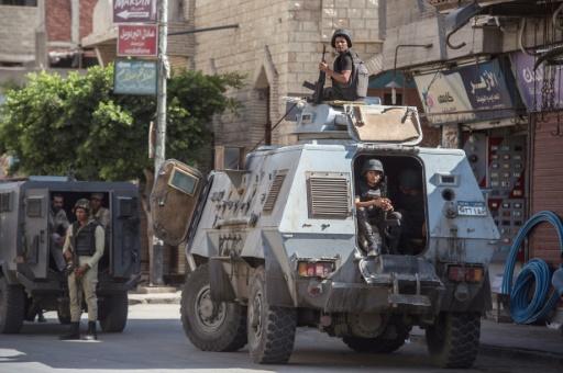 "Egypte: onze ""terroristes"" tués au Sinaï | Slate Afrique"