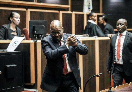 SlateAfrique: Afrique du Sud: l'ex-président Zuma sur le banc des accusés pour corruption