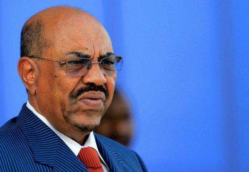 Le président soudanais Omar el-Béchir, le 8 juillet 2011 à Khartoum AFP Ashraf Shazly