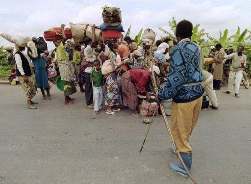 Refugiés rwandais