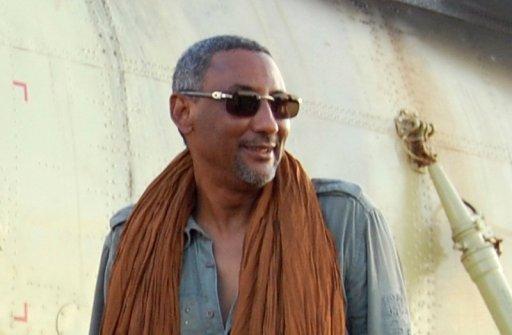 Moustapha Chafi, en août 2010 à Ouagadougou AFP/Archives Ahmed Ouoba