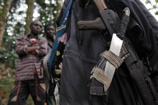 Rebelles RDC