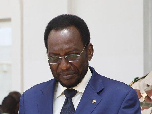 Le président malien par intérim Dioncounda Traoré, le 9 mai 2012 à Bamako AFP/Archives Habibou Kouyaté