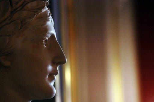 Une sculpture de Marianne, symbole de la République, dans une mairie française AFP/Archives Joel Saget