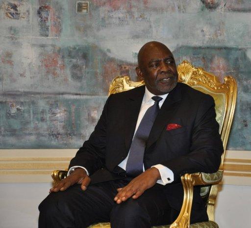 Le Premier ministre malien de transition Cheikh Modibo Diarra, le 22 juin 2012 à Ouagadougou AFP/Archives Ahmed Ouoba