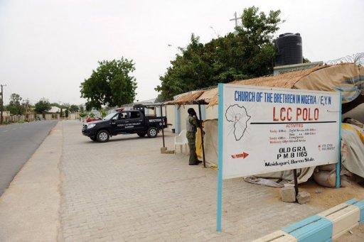 La ville de Maiduguri au Nigeria AFP/Archives Pius Utomi Ekpei
