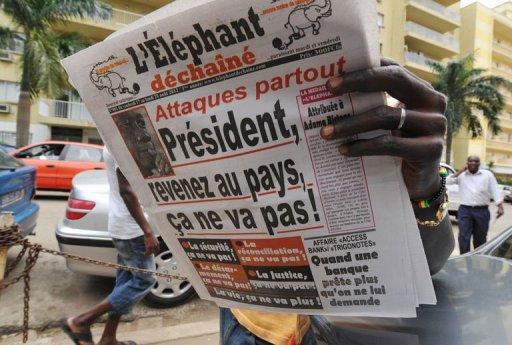 Presse Côte d'Ivoire