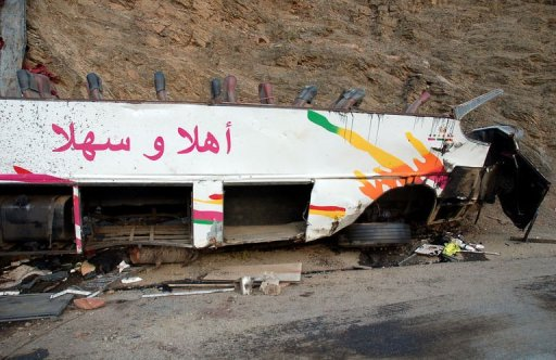 maroc 9 morts et 45 bless s dans un accident explications afrikmag. Black Bedroom Furniture Sets. Home Design Ideas
