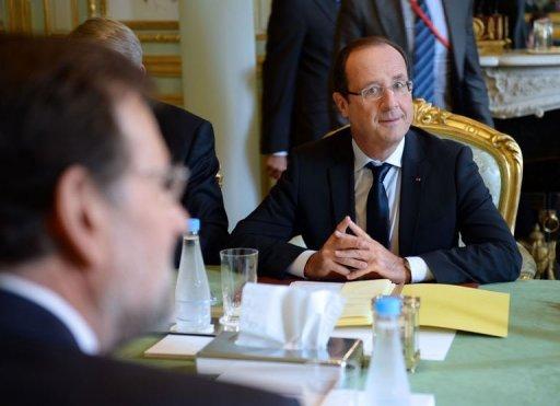 François Hollande, le 10 octobre 2012 à Paris AFP Fred Dufour