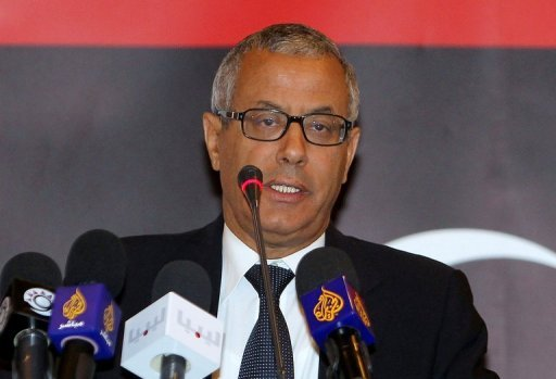 Ali Zeidan, le nouveau Premier ministre libyen, ici le 11 mai 2011 à Doha, au Qatar AFP/Archives Karim Jaafar