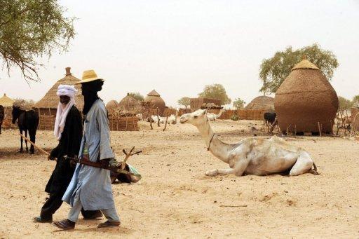 Un village près de Dakoro, au Niger AFP/Archives Issouf Sanogo