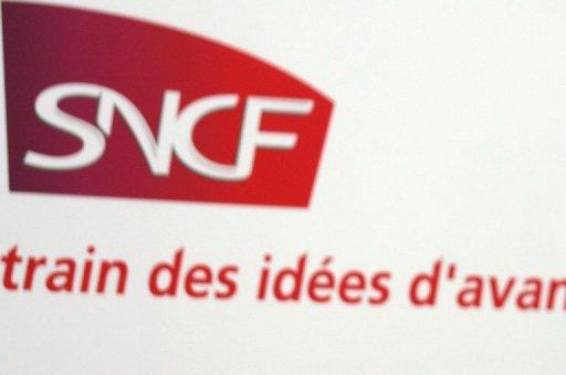 le logo de la SNCF AFP/Archives Pierre Verdy