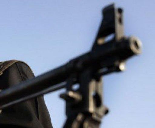 Une arme AFP/Archives Ahmad Al-Rubaye