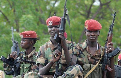 Des soldats tchadiens AFP/Archives Issouf Sanogo