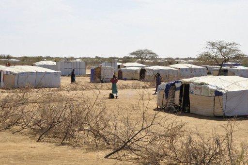 Un camp de réfugiés maliens à Dori, dans le nord-ouest du Burkina Faso, le 7 décembre 2012 EU/AFP/Archives Ahmed Ouoba