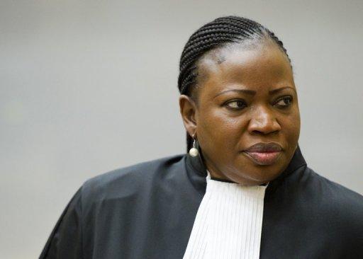 Le procureur de la Cour pénale internationale Fatou Bensouda, le 18 décembre 2012 à La Haye ANP/AFP/Archives Robin van Lonkhuijsen