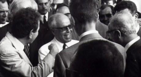 Bourguiba à Mahdia le 11 aout 1967 / Taïeb Haddad via Wikimedia Commons