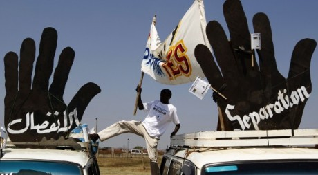 A Juba le 5 janvier 2011. REUTERS/Goran Tomasevic