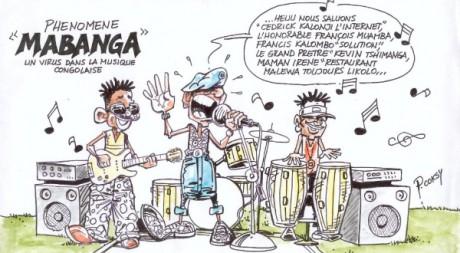 Le phénomène Mabanga de P. Cosky
