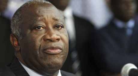 Laurent Gbagbo. Reuters/ Luc Gnago