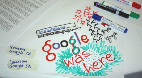Google Was Here, by African Commons Project, via Flickr CC