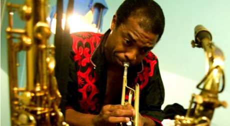 FK (Femi Kuti) TRUMPET, by TheArches via Flickr CC