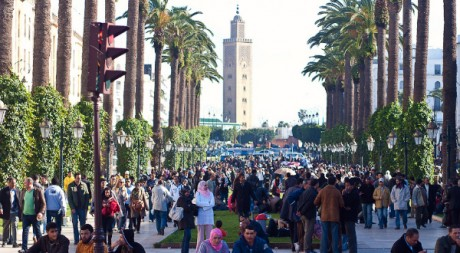 20FEV11 - MANIFESTATION RABAT, by LeJul' via Flickr CC