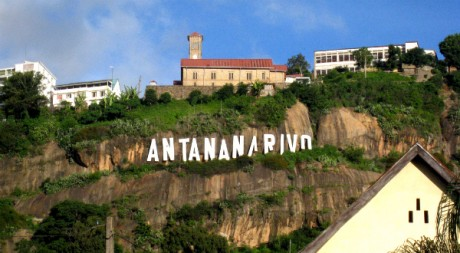 Antananarivo, by VisitingMadagascar via Flickr CC