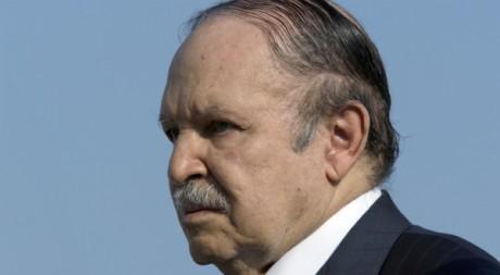 Le président algérien Abdelaziz Bouteflika, le 29 septembre à La Havane, Cuba. REUTERS/Enrique de la Osa