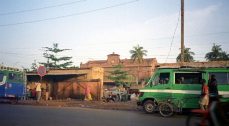Bamako Train Station, by upyernoz via Flickr CC