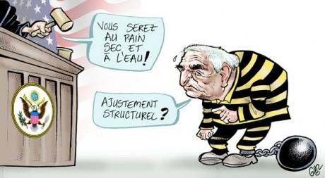 © Damien Glez, dessinateur burkinabè - Tous droits réservés