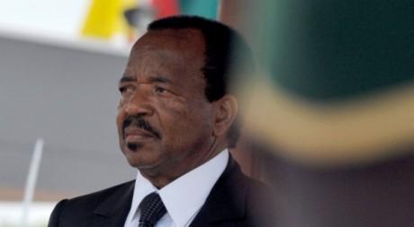 Paul Biya, le 19 mars 2009. AFP / ISSOUF SANOGO