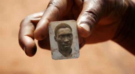 Une photo d'une des centaines de victimes massacrées au cours de la crise post-électorale ivoirienne. © Amnesty International
