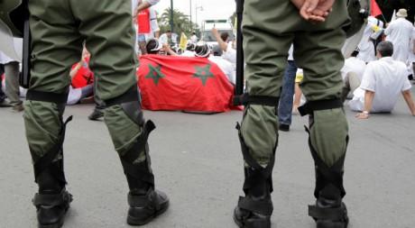 Sit-in à Rabat, le 25 mai 2011. REUTERS/Youssef Boudlal
