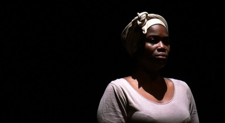 Chantal Loïal dans «On t'appelle Vénus». © Alain Birnesser. Tous droits réservés