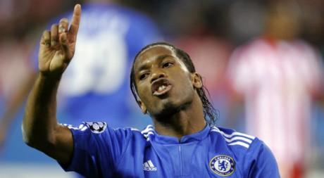 Didier Drogba. REUTERS/Felix Ausin Ordonez