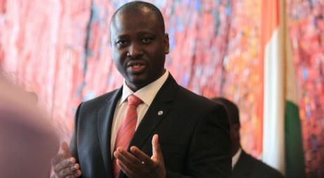 Le Premier ministre ivoirien Guillaume Soro, le 6 juin 2011, Abidjan. REUTERS/Thierry Gouegnon