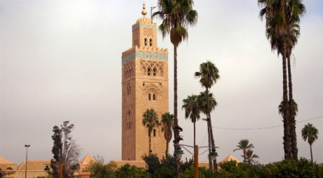 Mosque (Maroc), by palindrome6996 via Flickr CC