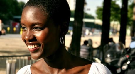 Rokhaya Diallo © Sylvain Laporte, tous droits réservés.