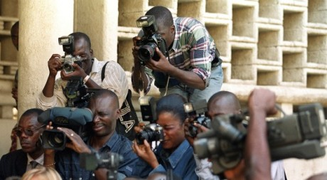Photographes ivoiriens  Abidjan par Jean-philippe Ksiazek, AFP