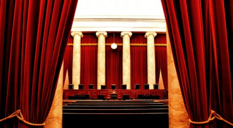 Supreme Court of the United States, by Phil Roeder via Flickr CC