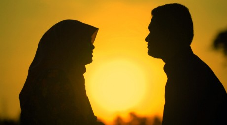 We will stay forever, by muslim page via Flickr CC
