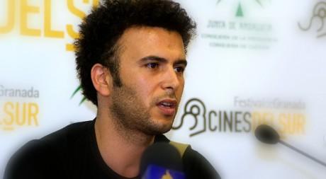Lotfi Abdelli au festival international de cinéma de Grenade en Espagne by Cines del sur via Flickr