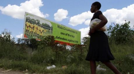 Harare, capitale du Zimbabwe, le 9 février 2011. REUTERS/Philimon Bulawayo