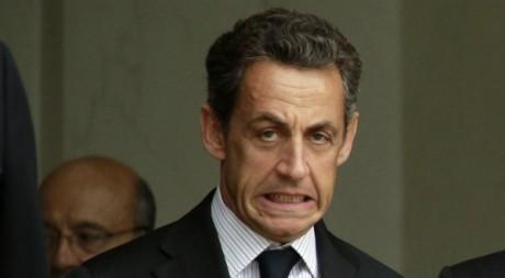 Nicolas Sarkozy, le 27 juillet 2011. REUTERS/Eric Gaillard
